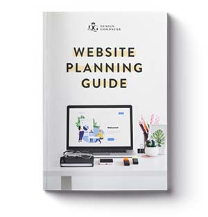 Free website planning guide
